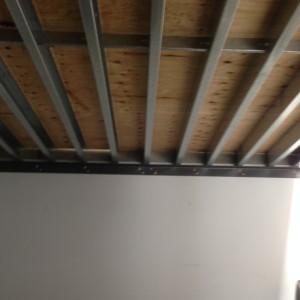 Mezzanine wall Angle
