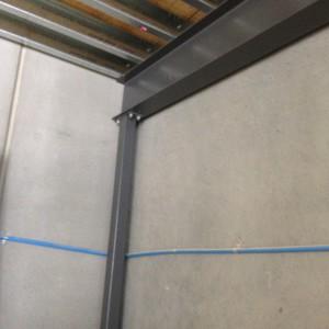 Mezzanine Floor Post Support