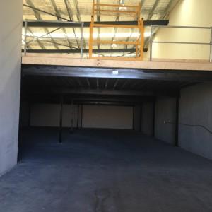 Mezzanine Pallet Safety Gate